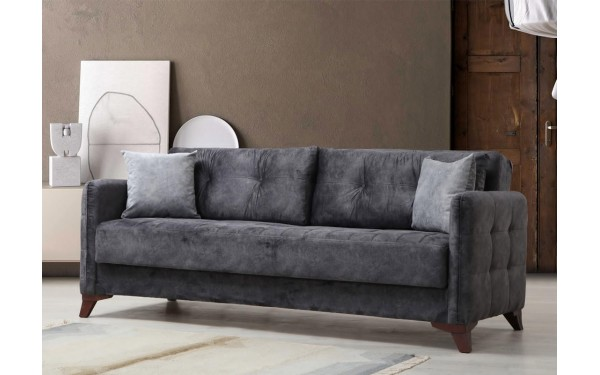 Canapea extensibila Side cu perne